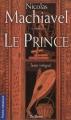 Couverture Le prince Editions de Borée (Poche classique) 2012