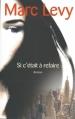 Couverture Si c'était à refaire Editions de Noyelles 2012