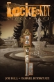 Couverture Locke & Key, tome 5 : Rouages Editions IDW Publishing 2013