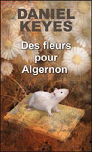 Couverture Des fleurs pour Algernon