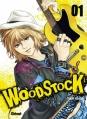 Couverture Woodstock, tome 01 Editions Glénat (Seinen) 2013