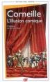 Couverture L'illusion comique Editions Flammarion (GF) 2008