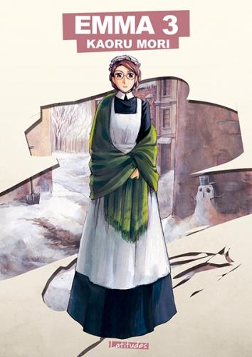 Couverture Emma, double, tome 03