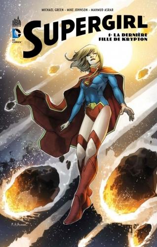 Couverture Supergirl (Renaissance), tome 1 : La dernière fille de Krypton