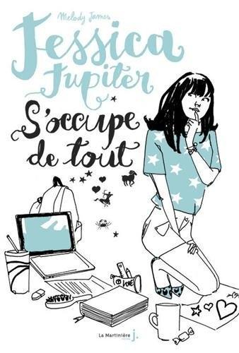 Couverture Jessica Jupiter, tome 2 : Jessica Jupiter s'occupe de tout