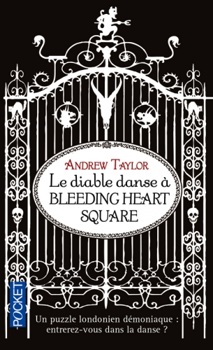 Couverture Le diable danse à Bleeding Heart Square