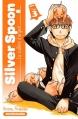 Couverture Silver spoon : La cuillère d'argent, tome 03 Editions Kurokawa 2013