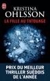 Couverture La fille au tatouage Editions J'ai Lu (Policier) 2013