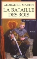 Couverture Le Trône de fer, tome 03 : La Bataille des rois Editions Pygmalion 2012