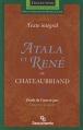 Couverture Atala et René / Atala & René / Atala - René / Atala suivi de René Editions Beauchemin (Parcours d'Une Oeuvre) 2001
