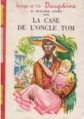 Couverture La case de l'oncle Tom Editions G.P. (Rouge et Or Dauphiné) 1962