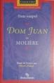 Couverture Dom Juan Editions Beauchemin (Parcours d'Une Oeuvre) 1999