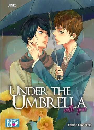 Couverture Under the umbrella with you