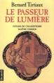 Couverture Le passeur de lumière Editions Denoël 1993