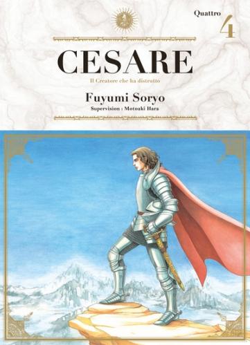 Couverture Cesare, tome 04