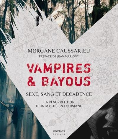 Couverture Vampires et bayous
