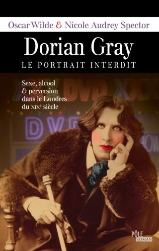 Couverture Dorian Gray : Le portrait interdit