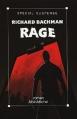 Couverture Rage Editions Albin Michel (Spécial suspense) 1990