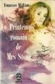 Couverture Le printemps romain de Mrs Stone Editions Le Livre de Poche 1972