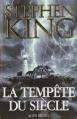 Couverture La tempête du siècle Editions Albin Michel 1999