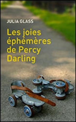 Couverture Les joies éphémères de Percy Darling
