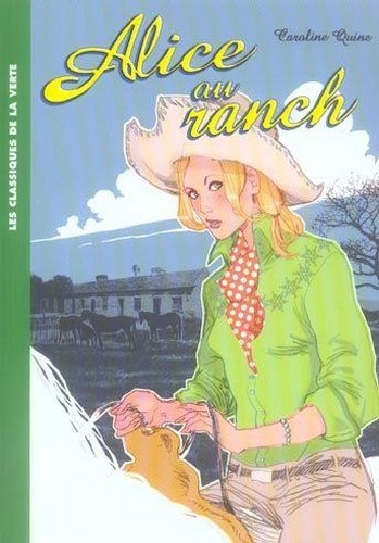 Couverture Alice au ranch