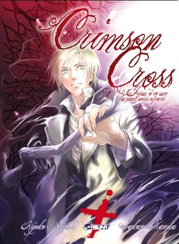 Couverture Crimson Cross : Jusqu'à ce que la mort nous sépare