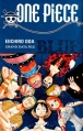 Couverture One Piece Blue : Grand Data File Editions Glénat 2005