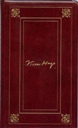 Couverture Poésies et essais (Hugo), tome 08