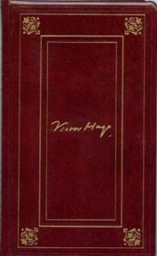 Couverture Poésies et essais (Hugo), tome 09