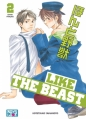 Couverture Like the Beast, tome 02 Editions IDP (Boy's love) 2013