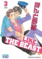 Couverture Like the Beast, tome 03 Editions IDP (Boy's love) 2013