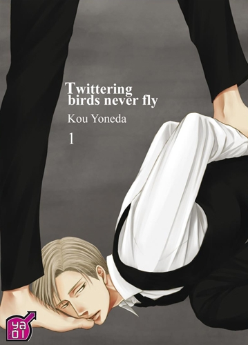 Couverture Twittering birds never fly, tome 1