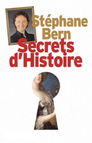 Couverture Secrets d'histoire, tome 1