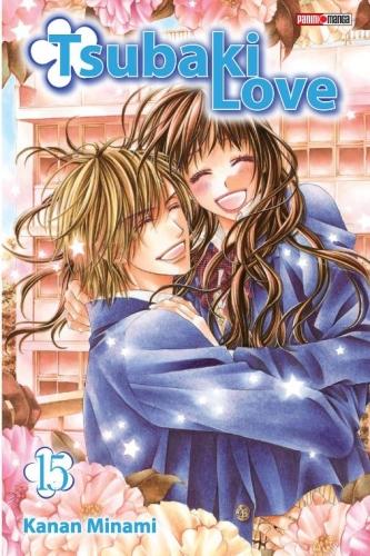 Couverture Tsubaki love, tome 15