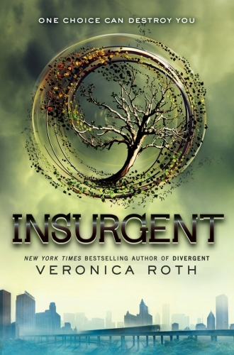 Couverture Divergent / Divergente / Divergence, tome 2 : Insurgés