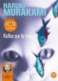Couverture Kafka sur le rivage Editions Audiolib 2012