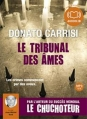 Couverture Le Tribunal des âmes Editions Audiolib 2012
