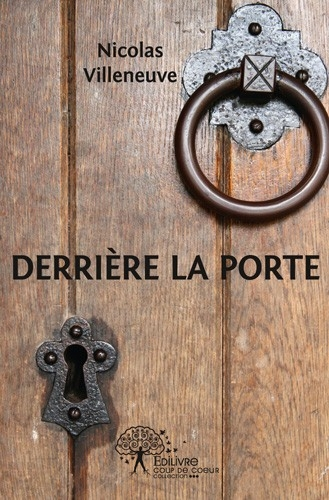 Couverture Derrière la porte