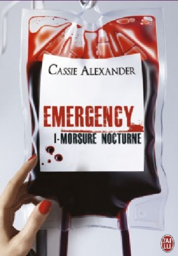 Couverture Emergency, tome 1 : Morsure nocturne