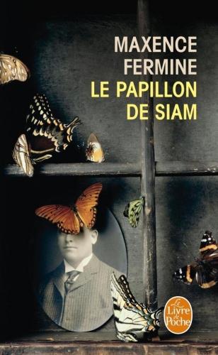 Couverture Le papillon de Siam