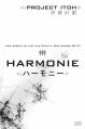Couverture Harmonie Editions Panini (Eclipse) 2013