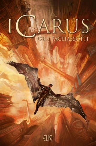 Couverture Icarus, tome 1