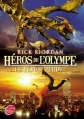 Couverture Héros de l'Olympe, tome 1 : Le héros perdu Editions Le Livre de Poche (Jeunesse) 2013