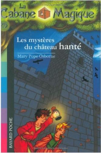 Couverture Les mystères du château hanté