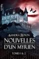 Couverture Nouvelles d'un Myrien, tomes 1 et 2 : Le Sang-mêlé Editions Valentina 2013