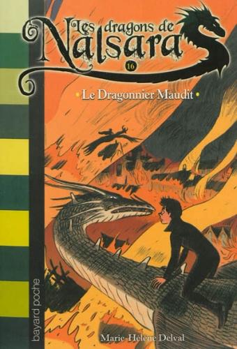 Couverture Les Dragons de Nalsara, tome 16 : Le Dragonnier Maudit