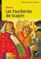 Couverture Les Fourberies de Scapin Editions Hatier (Classiques - Oeuvres & thèmes) 2006