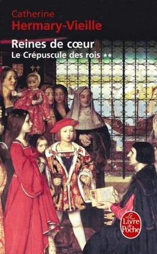 Couverture Le Crépuscule des rois, tome 2 : Reines de coeur