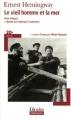 Couverture Le Vieil Homme et la mer Editions Folio  (Plus classiques) 2006